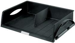 Leitz Sorty Jumbo Irattálca A3 műanyag fekete (52320095)