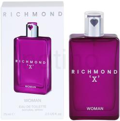 John Richmond X for Woman EDT 75ml