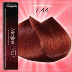 L'Oréal Majirel 7.44 Hajfesték 50ml
