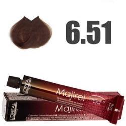 L'Oréal Majirel 6.51 Hajfesték 50ml