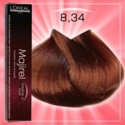 L'Oréal Majirel 8.34 Hajfesték 50ml