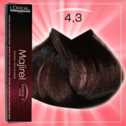L'Oréal Majirel 4.3 Hajfesték 50ml
