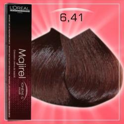 L'Oréal Majirel 6.41 Hajfesték 50ml