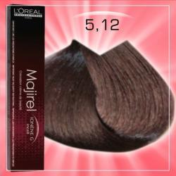 L'Oréal Majirel 5.12 Hajfesték 50ml