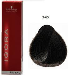Schwarzkopf Igora Royal 3-65 Hajfesték 60ml