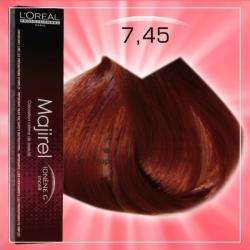L'Oréal Majirouge Rubilane 7.45 Hajfesték 50ml
