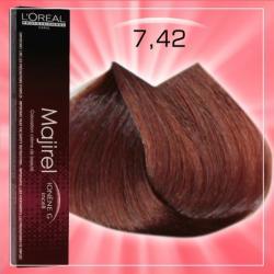 L'Oréal Majirel 7.42 Hajfesték 50ml