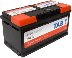 TAB Magic 100Ah 900A Jobb+
