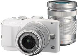 Olympus E-PL6 + EZ-M1442 II R + Zuiko 40-150mm