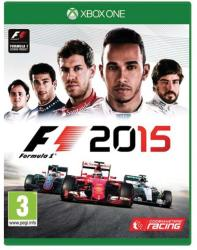 Codemasters F1 Formula 1 2015 (Xbox One)