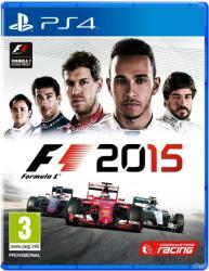 Codemasters F1 Formula 1 2015 (PS4)