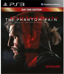 Konami Metal Gear Solid V The Phantom Pain [Day One Edition] (PS3)