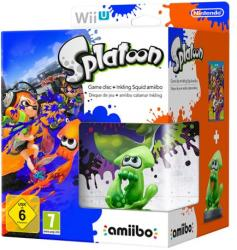Nintendo Splatoon [Amiibo Bundle] (Wii U)