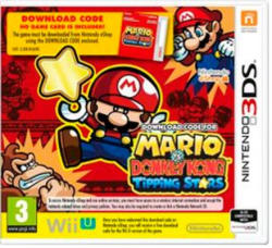 Nintendo Mario vs Donkey Kong Tipping Stars (3DS)