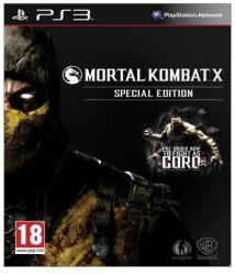 Warner Bros. Interactive Mortal Kombat X [Special Edition] (PS3)
