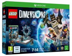Warner Bros. Interactive LEGO Dimensions Starter Pack (Xbox One)