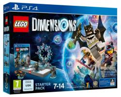Warner Bros. Interactive LEGO Dimensions Starter Pack (PS4)