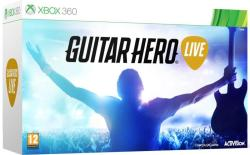 Activision Guitar Hero Live [Guitar Bundle] (Xbox 360)