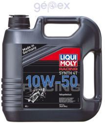 LIQUI MOLY Motorbike 4T Synth 10W50 4L