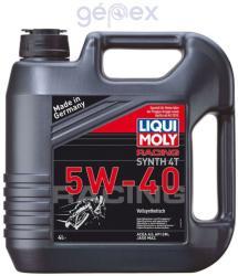 LIQUI MOLY Motorbike 4T Synth 5W40 4L