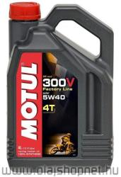 MOTUL 300V OFF ROAD 5W40 4L