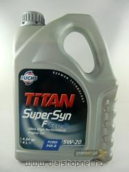 Fuchs Titan Supersyn F Eco B 5W20 4L