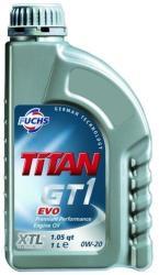 Fuchs Titan GT1 EVO 0W20 1L