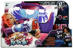 Hasbro Nerf Rebelle: Secret Shot táskás szivacslövő fegyver