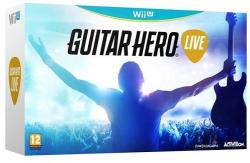 Activision Guitar Hero Live [Guitar Bundle] (Wii U)