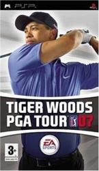 Electronic Arts Tiger Woods PGA Tour 07 (PSP)
