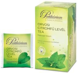Patikárium Citromfű Tea 25 Filter