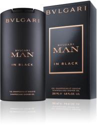Bvlgari Man In Black Férfi Tusfürdő 200ml