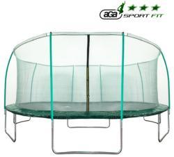 AGA SPORT FIT 430cm trambulin szett