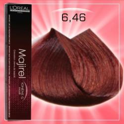 L'Oréal Majirel 6.46 Hajfesték 50ml