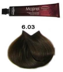 L'Oréal Majirel 6.03 Hajfesték 50ml