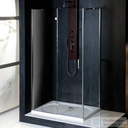SAPHO Polysan Vitra Line 110x80 cm szögletes (BN5715)