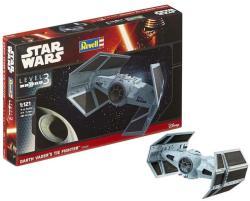 Revell Star Wars Darth Vader's TIE Fighter 1/121 3602