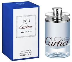 Cartier Eau de Cartier Vetiver Bleu EDT 100ml