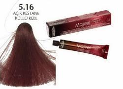 L'Oréal Majirel 5.16 Hajfesték 50ml