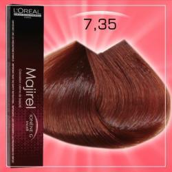 L'Oréal Majirel 7.35 Hajfesték 50ml