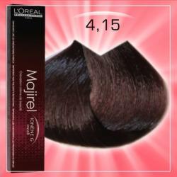 L'Oréal Majirel 4.15 Hajfesték 50ml