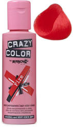 Crazy Color 56 Fire Tűzpiros 100ml