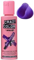 Crazy Color 62 Sötét Lila 100ml