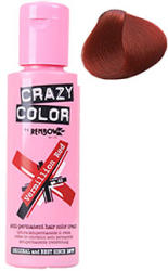Crazy Color 40 Vermillion Vörös 100ml