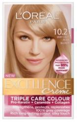 L'Oréal Excellence 10.21 Extra Világos Gyöngyszőke