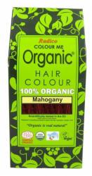 Radico Organic Mahagoni Hajszínező Por 100g