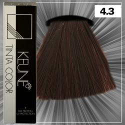 Keune Tinta Color 4.3 Hajfesték 60ml