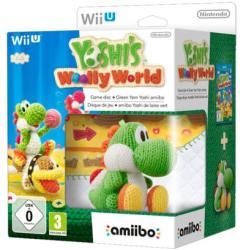 Nintendo Yoshi's Woolly World [Amiibo Bundle] (Wii U)