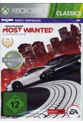 Electronic Arts Need for Speed Most Wanted (2012) [Classics] (Xbox 360)