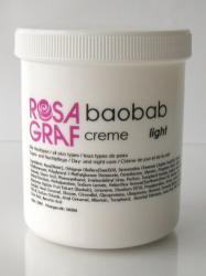 Rosa Graf Baobab Light krém 250ml
